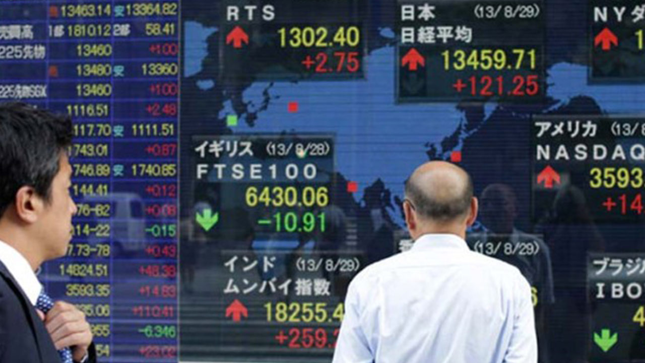 Asian shares slipped for a seventh straight session on Thursday as a mixed batch of US economic data did nothing to assuage concerns about global growth and deflation, keeping sovereign bonds well supported.