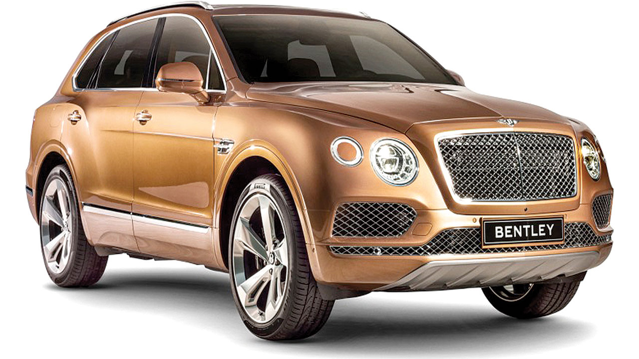 Bentley S Bentayga Emerges World S Fastest Suv Features