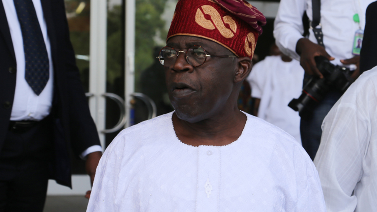 National Leader of the All Progressives Congress (APC), Asiwaju Bola Tinubu