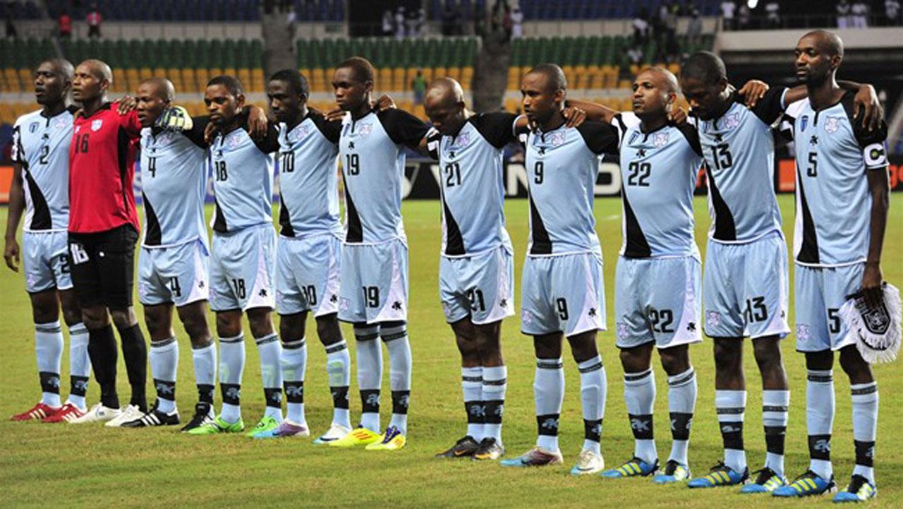 Botswana National Team PHOTO: fifa.com