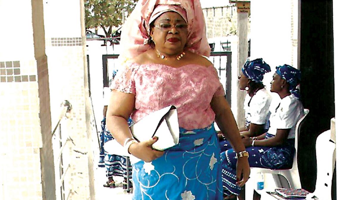 Justina Nonyem Chizea