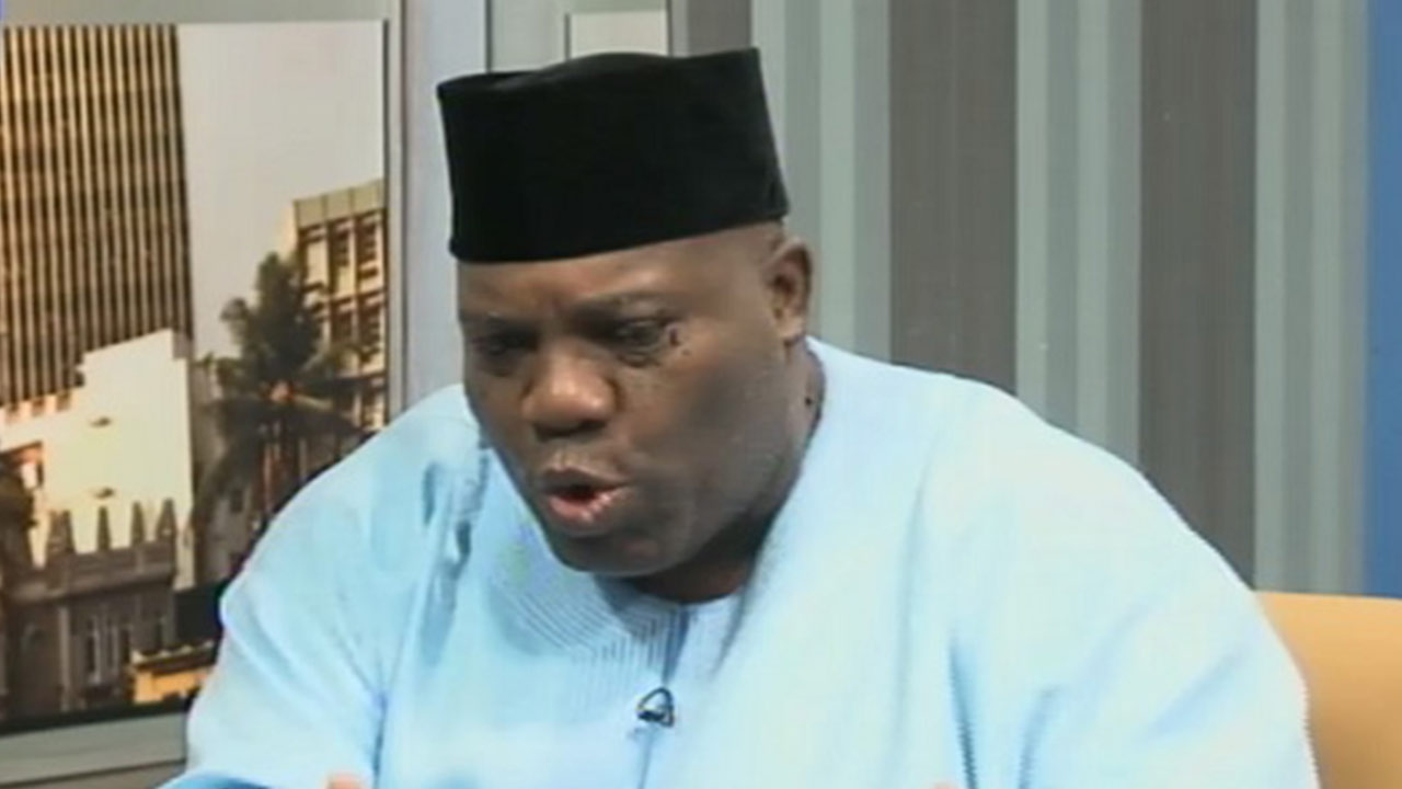 Senior Special Assistant to former President Goodluck Jonathan on Public Affairs, Mr. Doyin Okupe.
