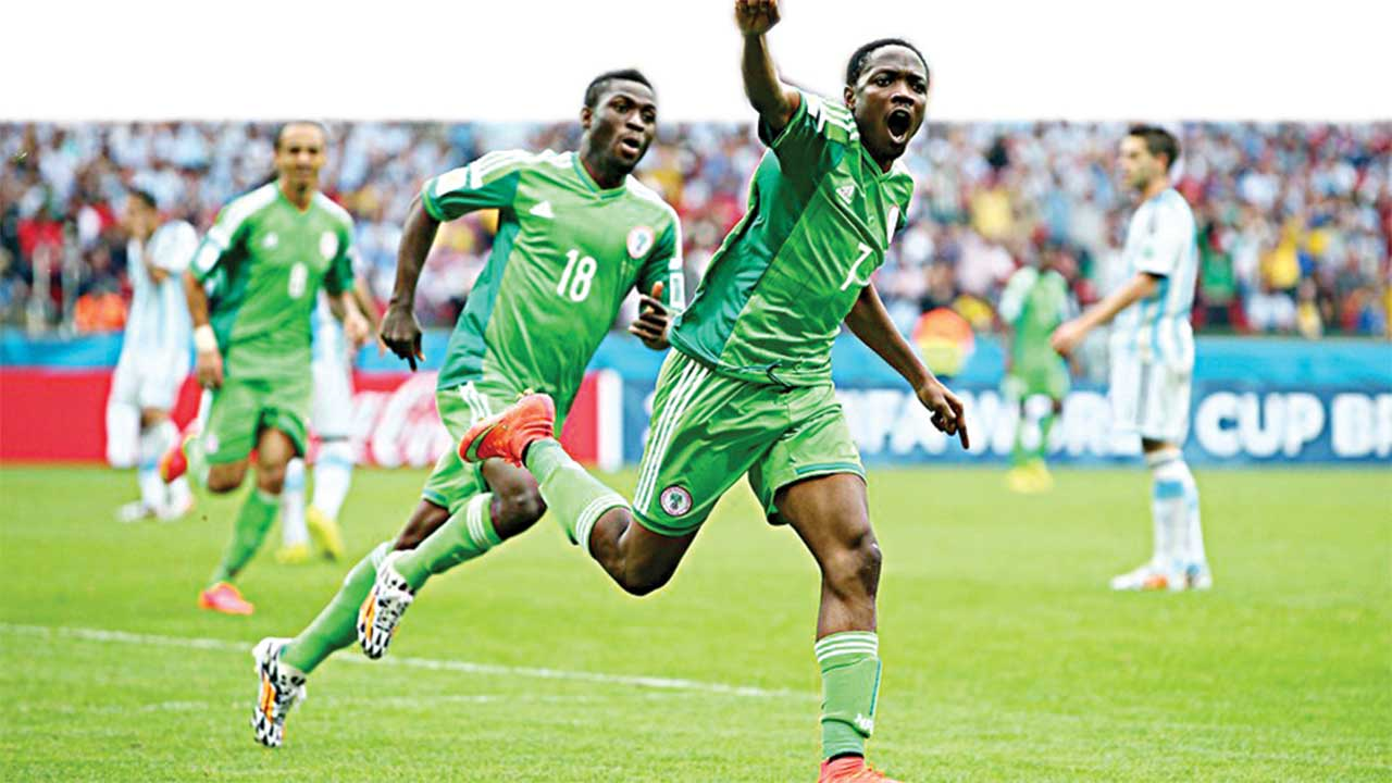 NFF begins countdown to 2018 World Cup qualifiers — Sport ...