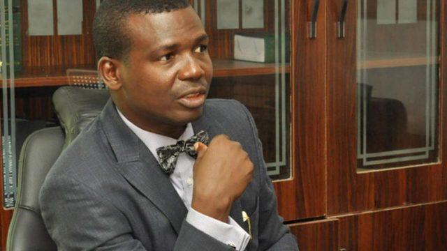 Adegboruwa sues APC chieftain, Joe Igbokwe, over facebook publication