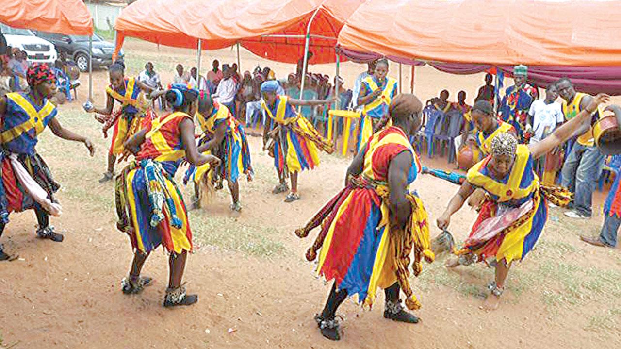 Egbogio dance