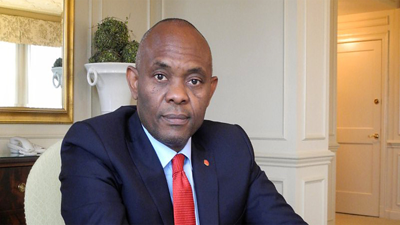 Mr. Tony Elumelu, Chairman, Transnational Corporation of Nigeria (Transcorp)