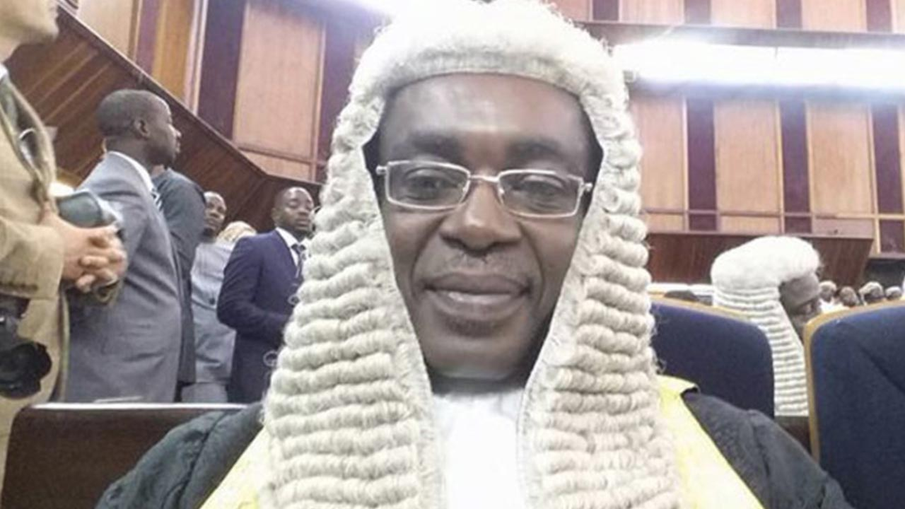 Rivers state Attorney General and Commissioner for Justice, Emmanuel Aguma