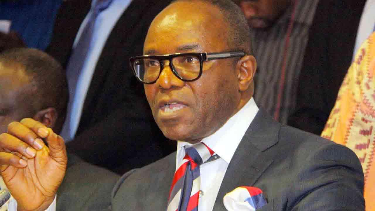 Minister of Petroleum Resources, Emmanuel Ibe Kachikwu.