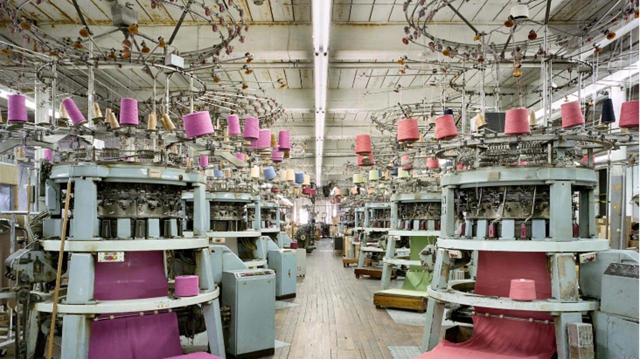 Inside a moribund textile company in Kaduna
