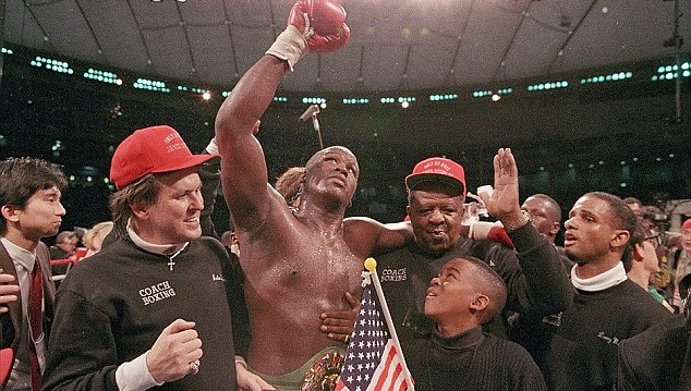 James Buster Douglas