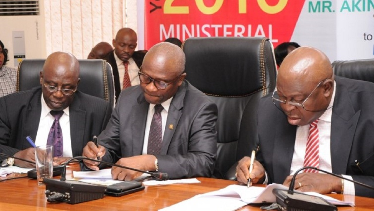Lagos State's Commissioner for Health, Dr Jide Idris, PHOTO: LASG