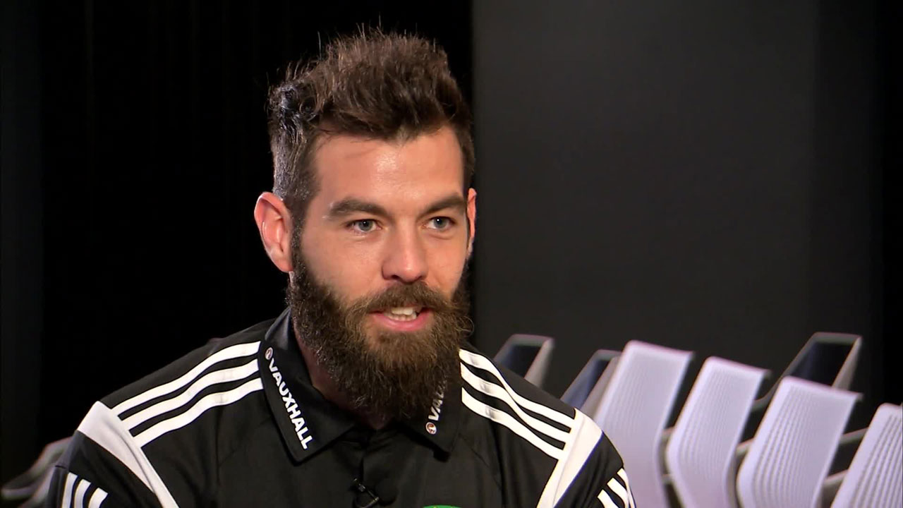 Joe Ledley. PHOTO: skysports.com