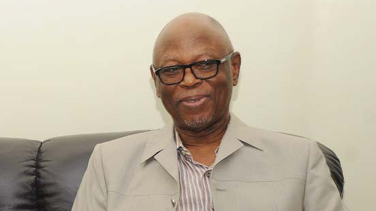 The National Chairman, of All Progressives Congress (APC), Chief John Odigie-Oyegun PHOTO: PHILIP OJISUA