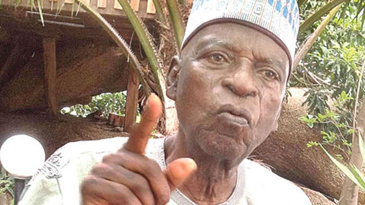 Alhaji Yahaya Kwande