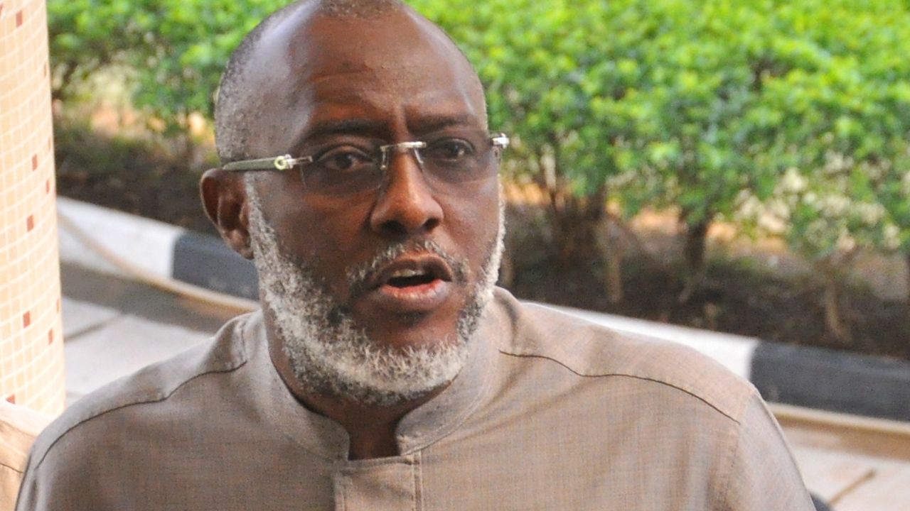 Former National Publicity Secretary, People's Democratic Party ( PDP ), Chief Olisa Metuh PHOTO: LADIDI LUCY ELUKPO