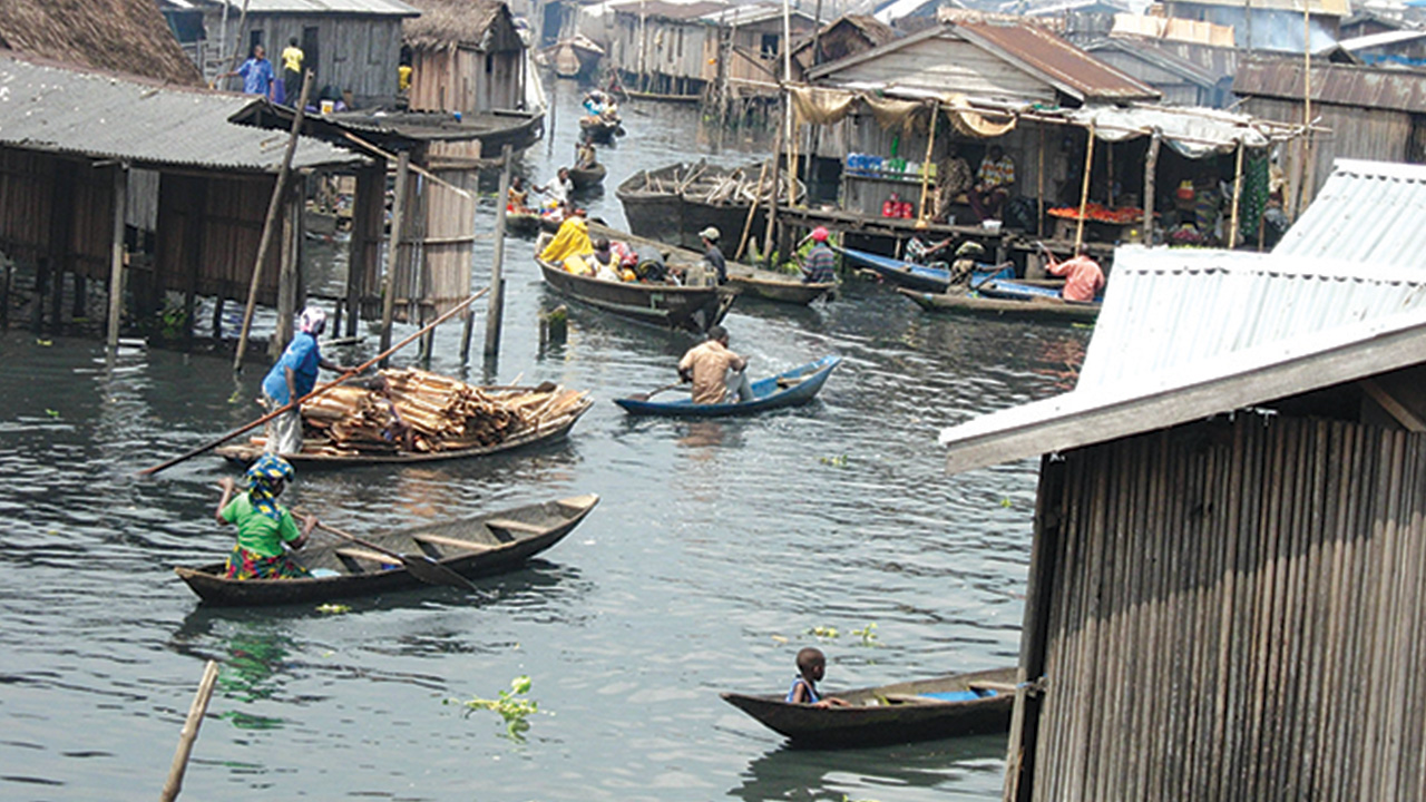 Makoko...a new urban agenda to the rescue