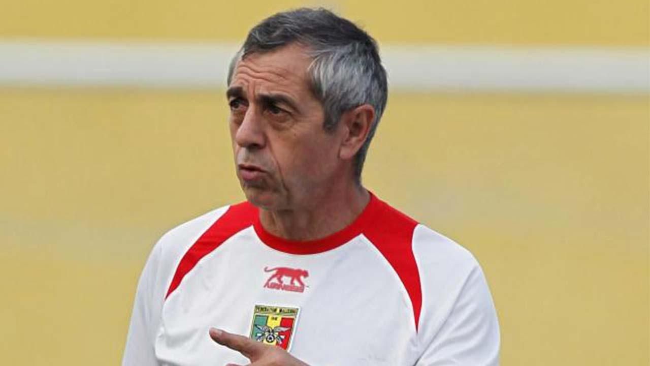 Mali coach, Alain Giresse
