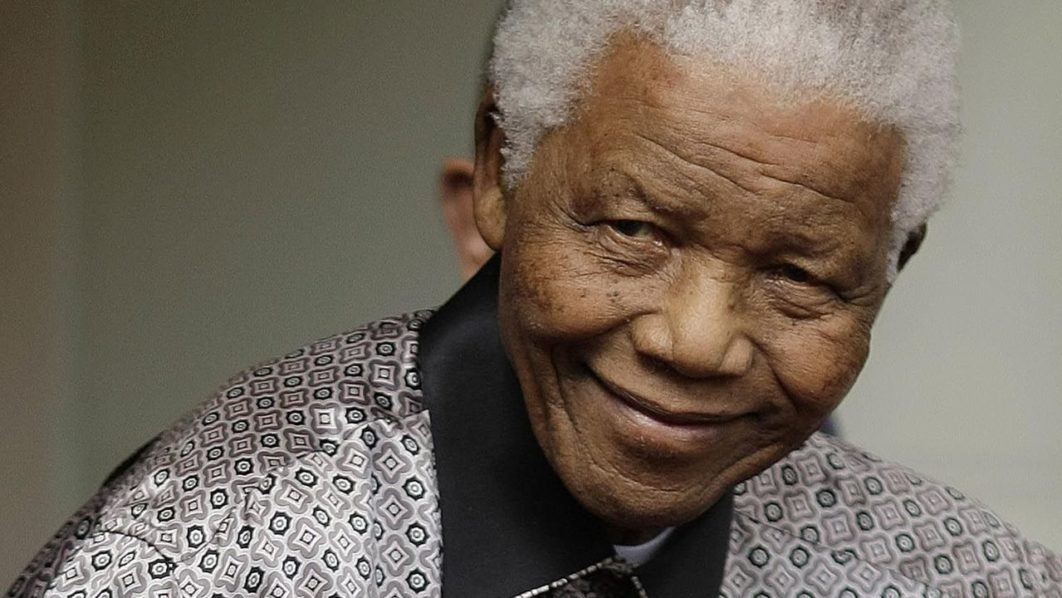 Former president Nelson Mandela. PHOTO: AFP