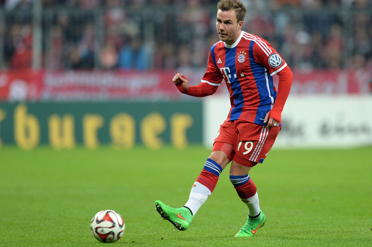 Goetzes Bayern Pledge Dampens Transfer Rumours The Guardian