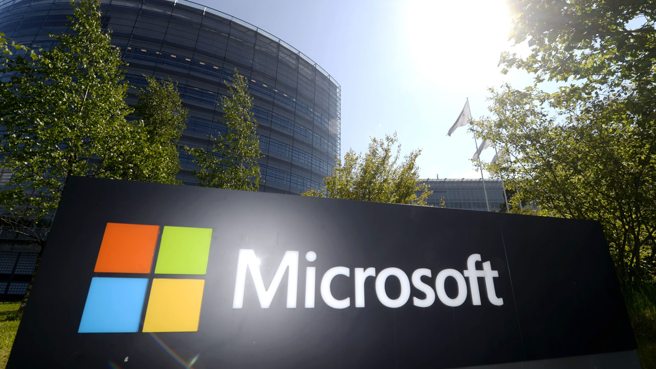 This picture taken on on May 25, 2016 shows Microsoft's Finnish headquarters in Espoo. Microsoft has announced it is shutting down mobile device research and development operations in Finland with the loss of some 1,350 jobs. The company bought Nokia's mobile phone business in 2014 but has failed to make it profitable. Last year the firm announced the closure of the Salo site with the loss of 2,300 jobs. / AFP PHOTO / Lehtikuva / Vesa Moilanen / Finland OUT