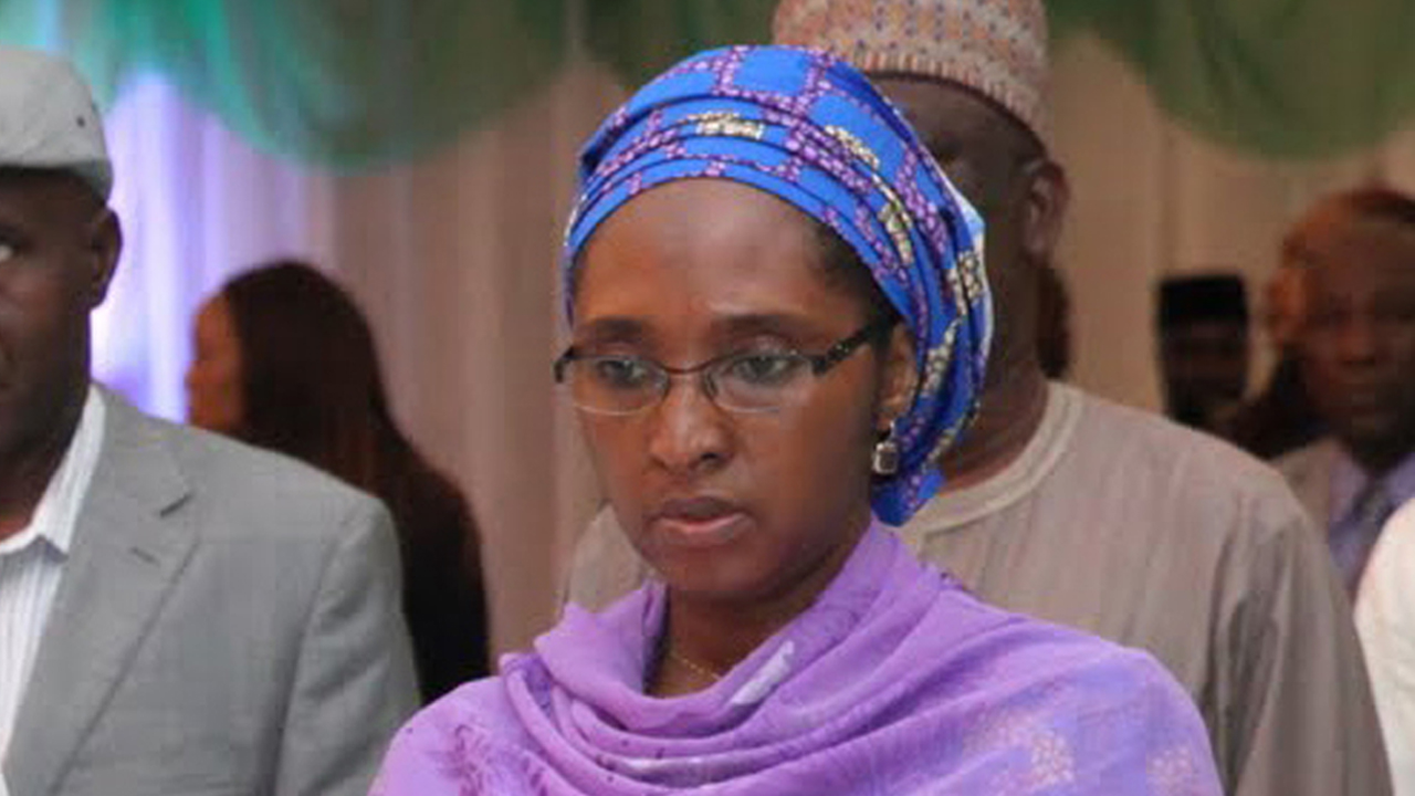 Minister of  State for Budget and National Planning, Mrs Zainab Ahmed