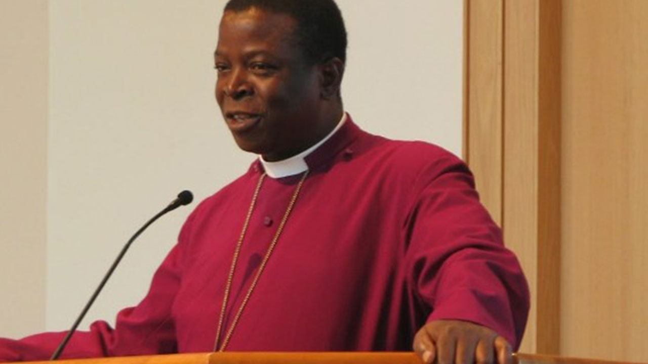 Most Rev. Nicholas Okoh, Primate of all Nigeria (Anglican Communion)
