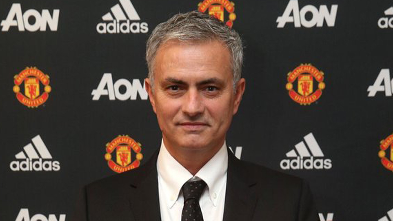 The prospect of Jose Mourinho becoming Manchester United's next boss has unleashed hopes across Europe of a mega-spending spree by the English giants to get back into the elite. PHOTO: Twitter/Manchester United