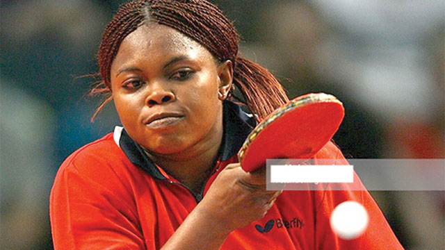 Faith Chinenye Obiora has been confirmed by ITTF for Rio 2016 Para Table Tennis event.