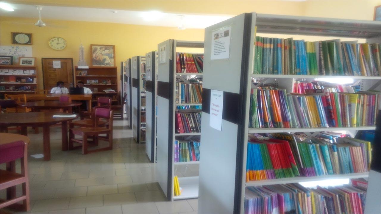 Olashore International School's Library