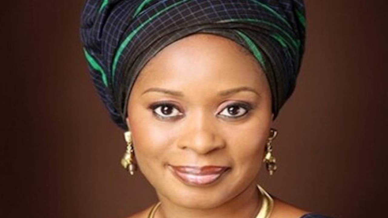 Mrs. Olufunso Amosun. Photo: Guardian