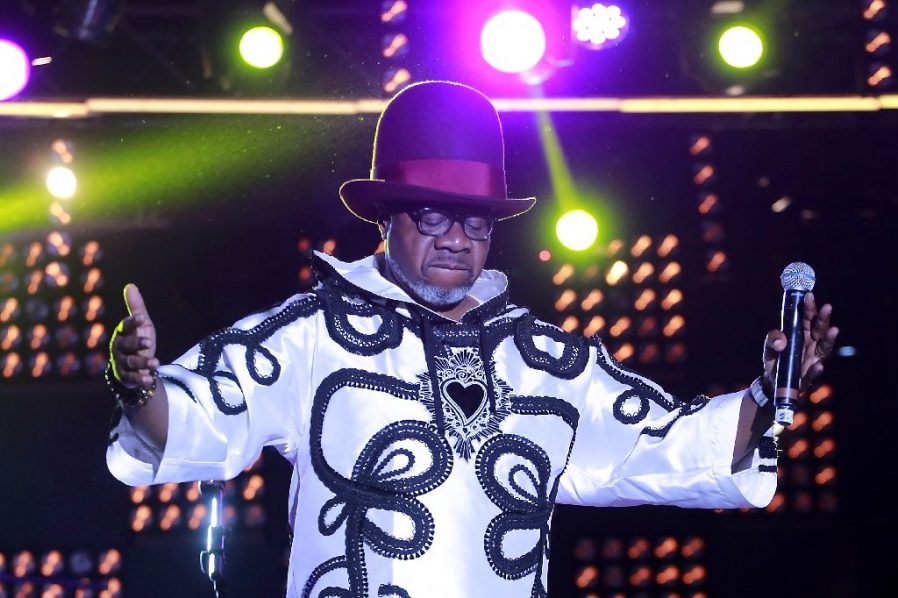 Congolese singer Papa Wemba has been one of the biggest names in African music for the past 40 years Congolese singer Papa Wemba has been one of the biggest names in African music for the past 40 years (AFP Photo/Pierre Verdy)