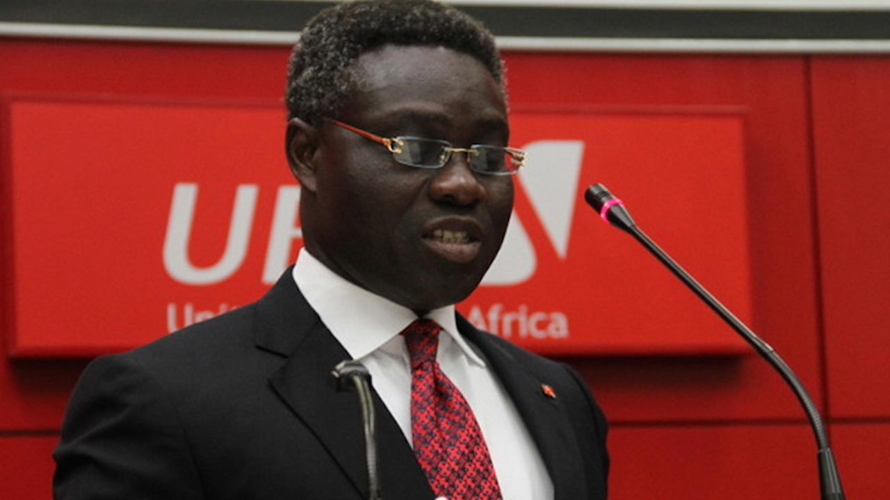 Chief Executive Officer of United Bank for Africa (UBA),Phillips Oduoza