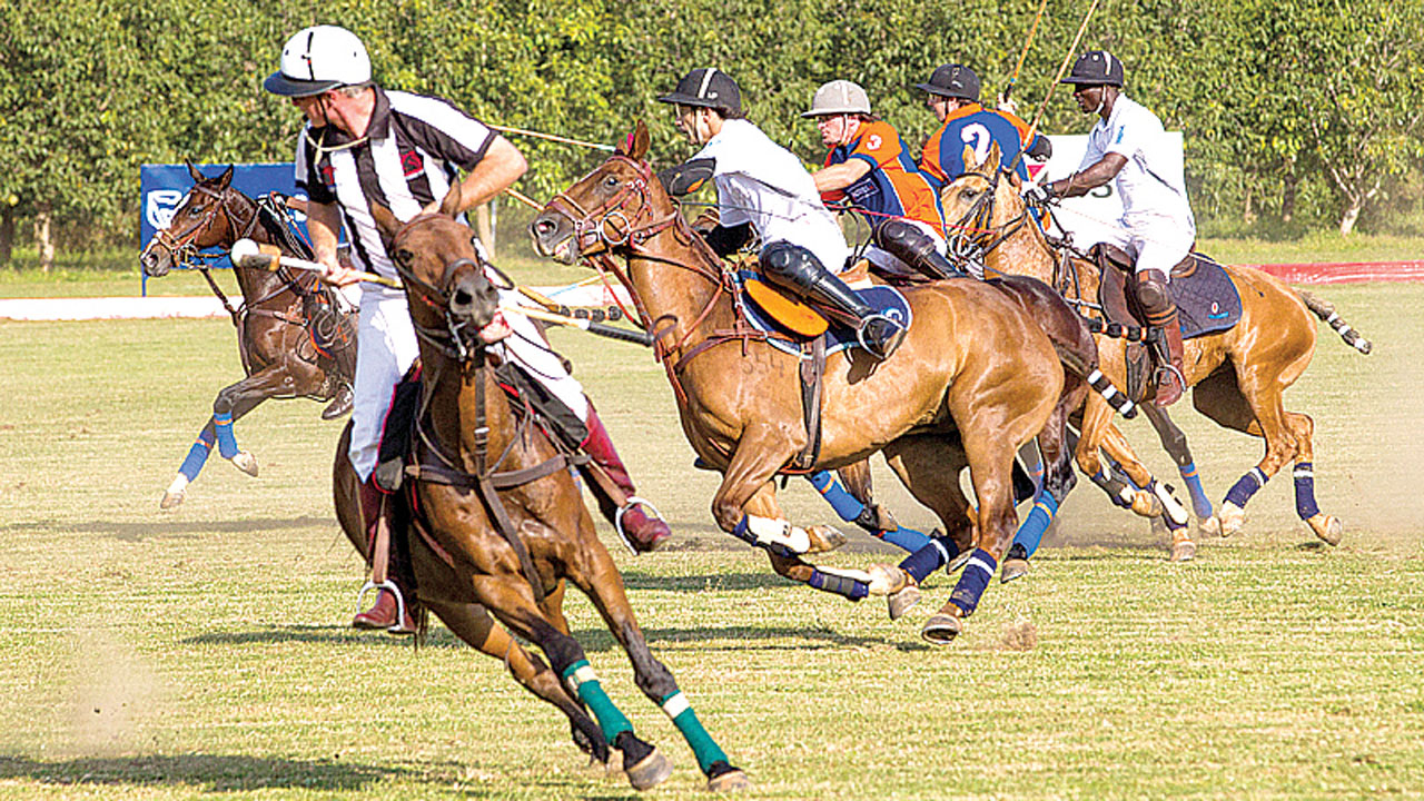 The Abuja Unity Polo, sponsored by MTN, is one of the events lined up for this year's Democracy Day.