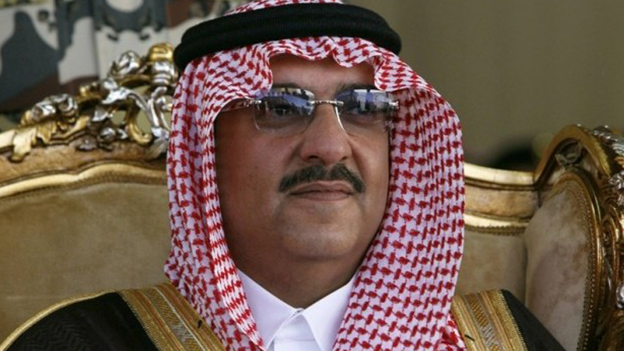 Muhammad bin Nayef bin Abdulaziz Al Saud, Crown Prince, Deputy Prime Minister of Interior of Saudi Arabia