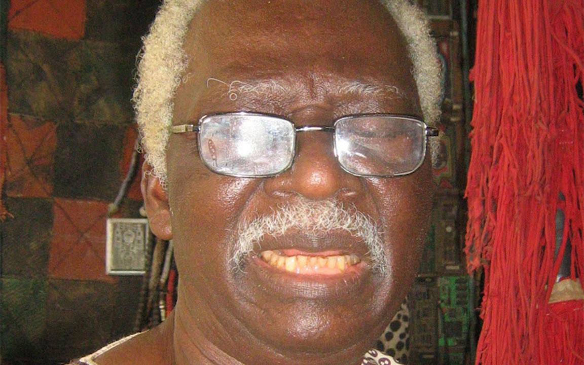 Prof. Bruce Onobrakpeya