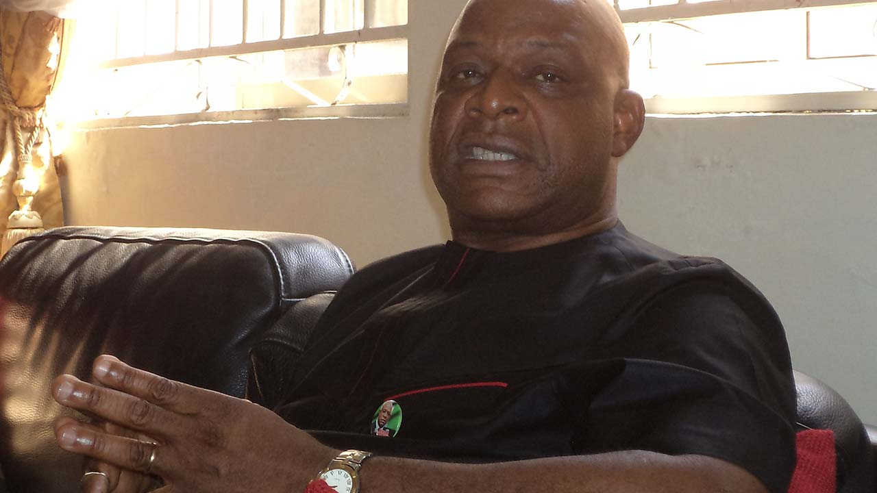 Raymond Omatseye