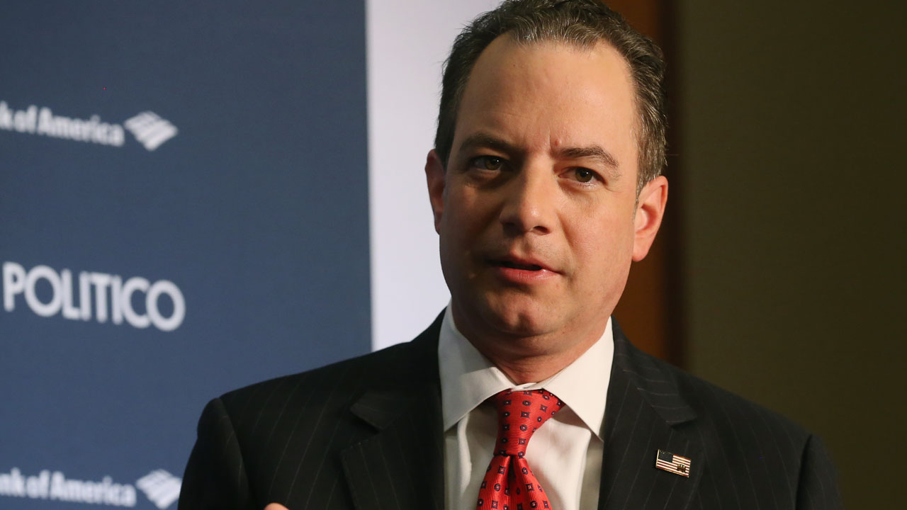 Reince Priebus. Mark Wilson/Getty Images/AFP