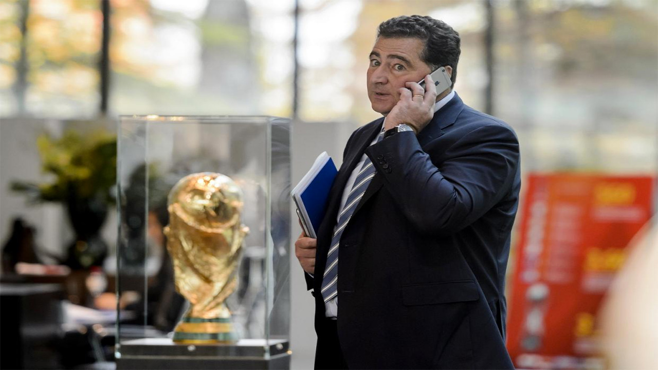 Scala is angry the new FIFA council will have the ability to appoint and sack those in charge of its committees, including auditing, ethics and finance. PHOTO: AFP