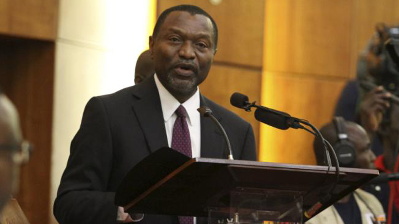 Former Senator Udoma Udo Udoma PHOTO: REUTERS/Stringer