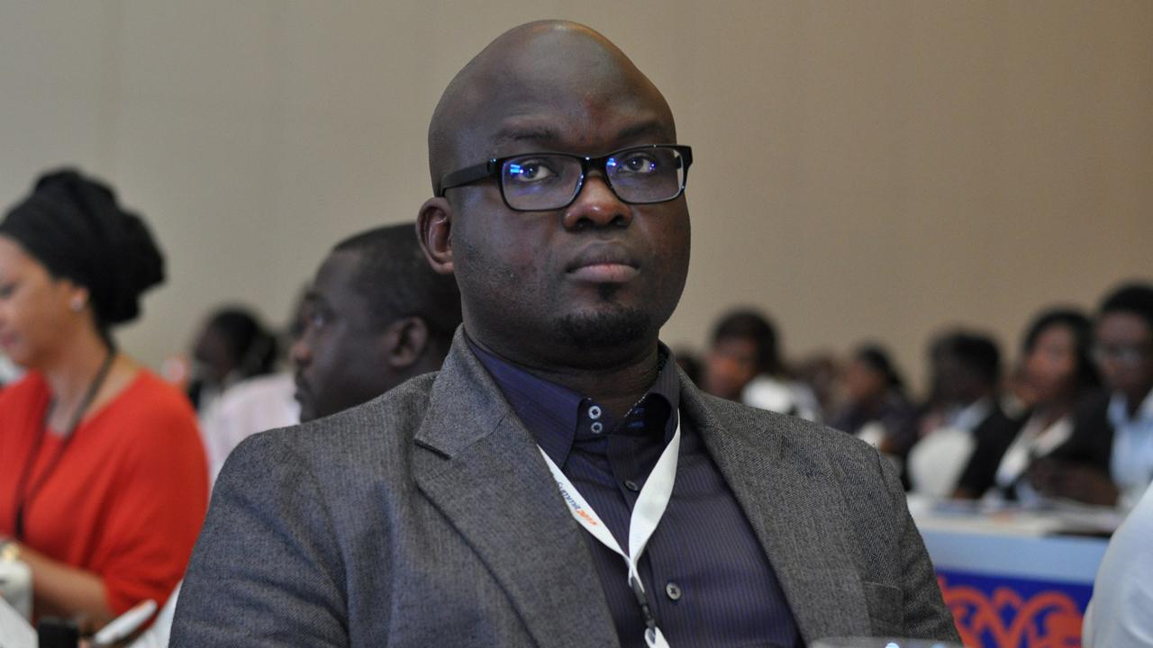 Shola Adekoya,  chief Executive Officer of Konga.com