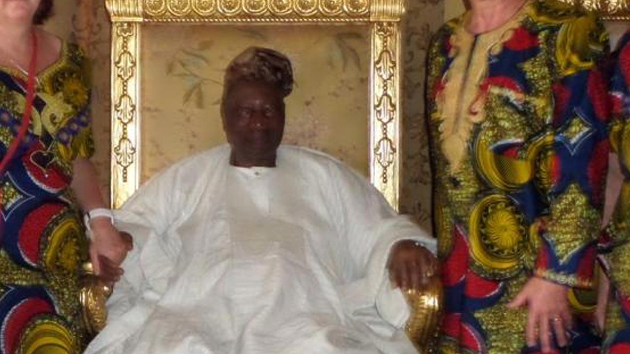 Oba Oladunni Oyewumi, the Soun of Ogbomosoland