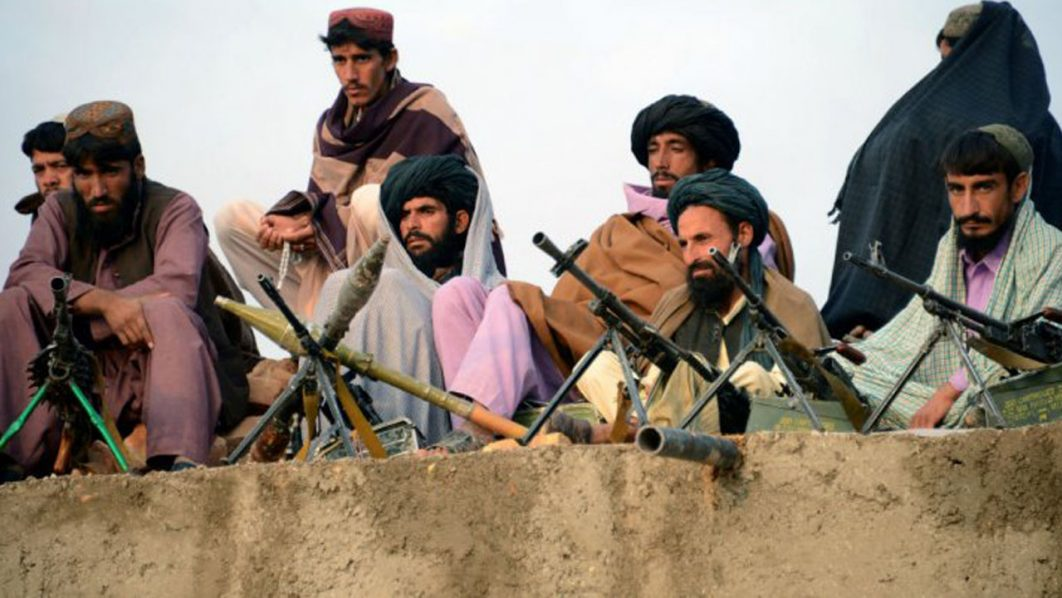 Members of Taliban PHOTO:AFP
