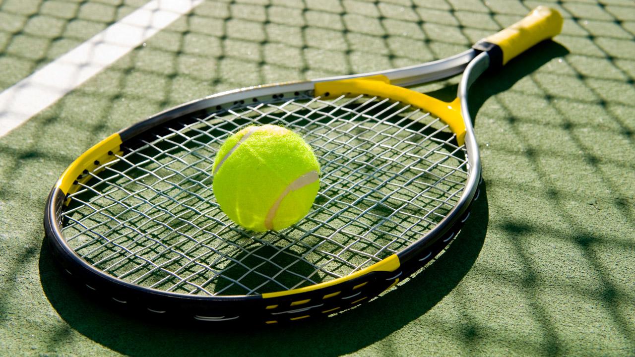 TennisBallandRacquet