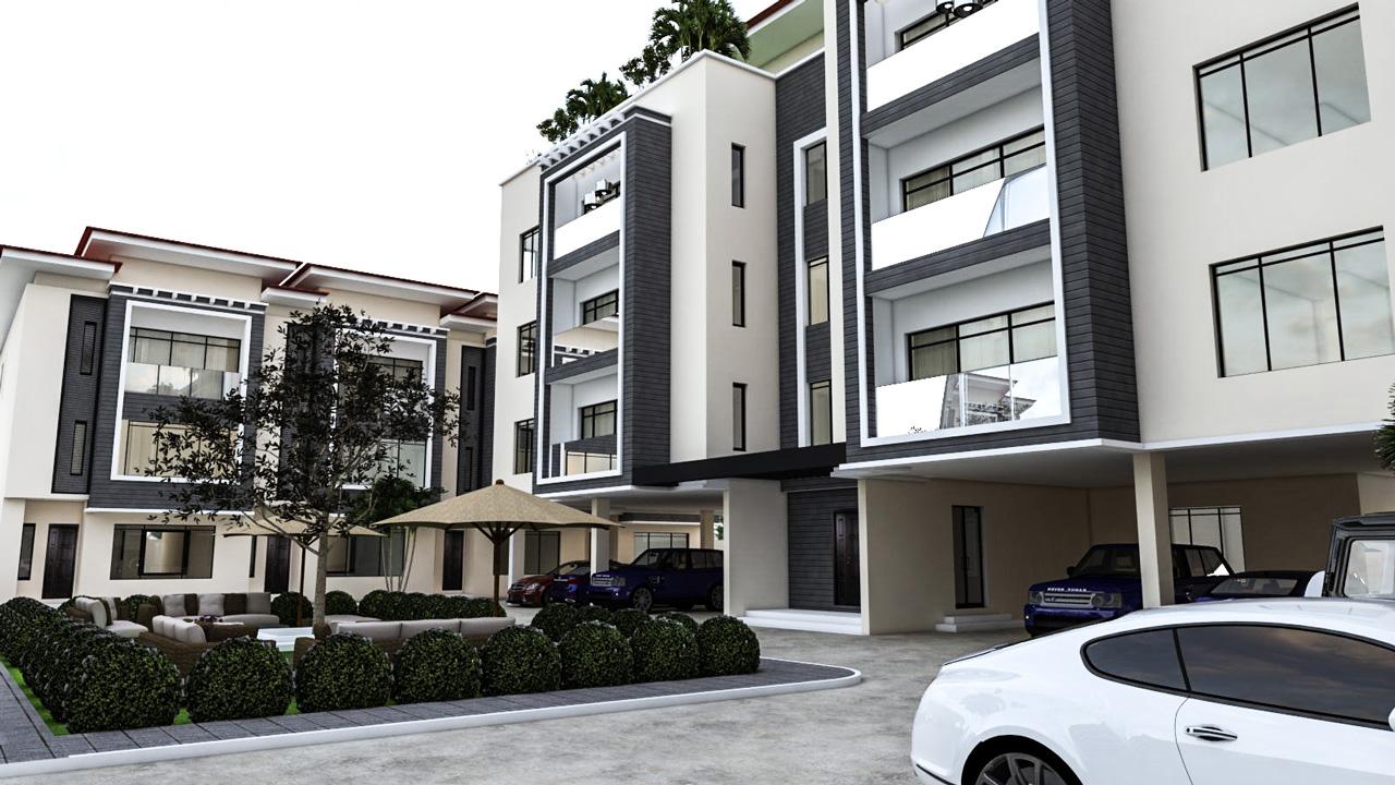 Tetramanor Gardens, Lagos