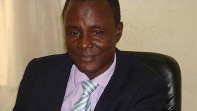 President of Abuja Chamber of Commerce, Tony Ejinkeonye