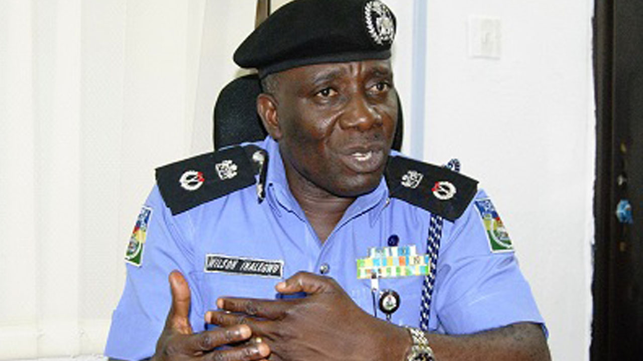 Commissioner of Police (CP) Ekiti State, Wilson Inalegwu