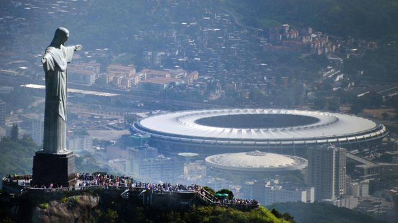 The Rio Olympics take place in August this year. PHOTO: AFP