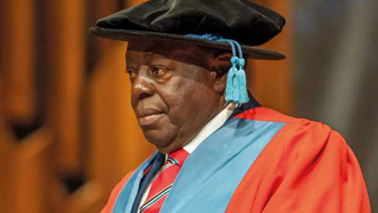 Aare Afe Babalola, Founder, Afe Babalola University (ABUAD). Photo: Guardian Nigeria