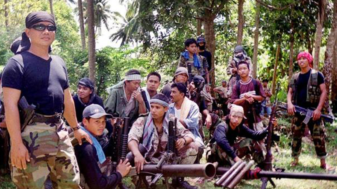 Abu Sayyaf Islamic militants that kidnapped ten Indonesia Sailor.