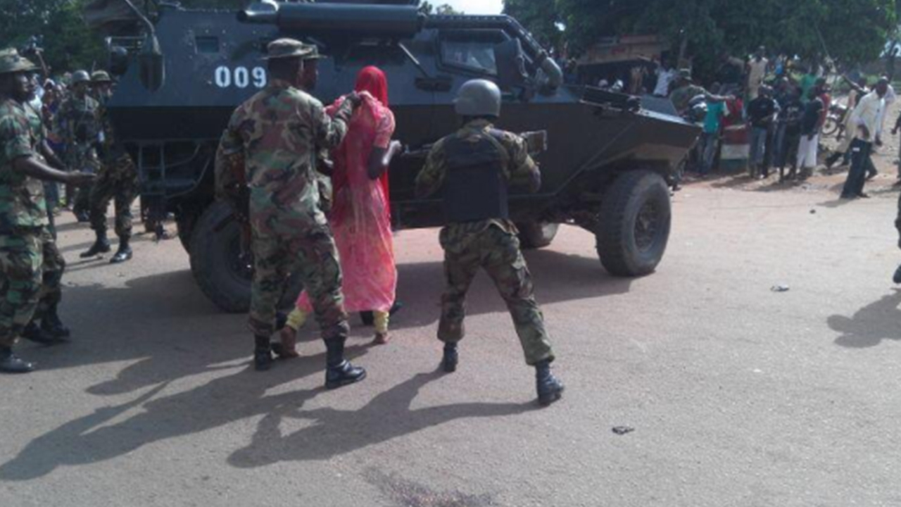 Nigerian Army arrest the suspect behind the murder of a Nigeria civil war veteran, Major General Mohammed Shuwa (rtd).